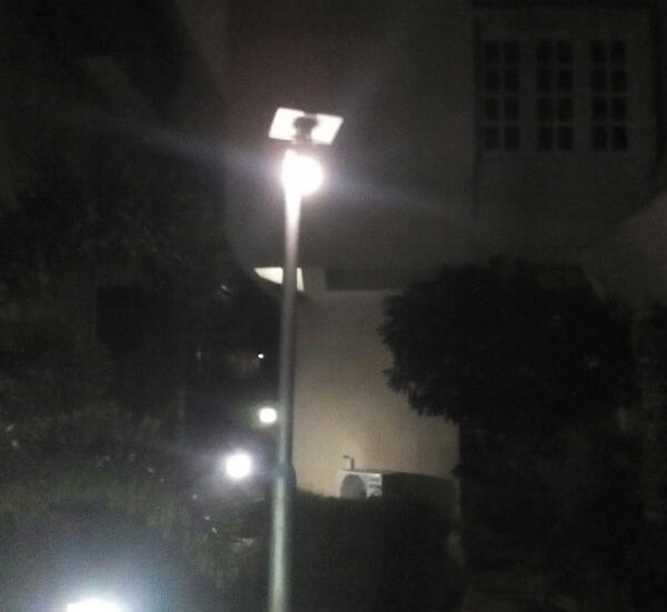 GREEN ENERGY SOLAR PROJECT LAMP PERA-BEAM LIMITED 2