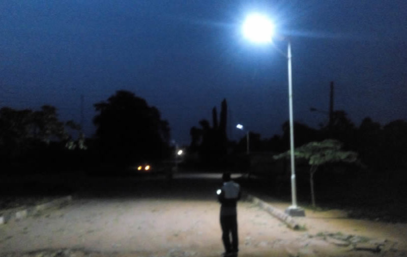 GREEN ENERGY SOLAR PROJECT PERA-BEAM LIMITED 12